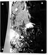 Floral No1 Acrylic Print