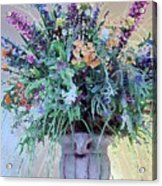 Floral  Piece Acrylic Print