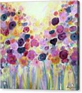 Floral Splendor IIi Acrylic Print