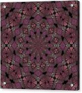 Florametric Mandala-12 Acrylic Print