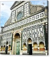 Florence Cathedral Acrylic Print