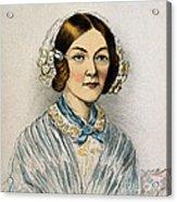 Florence Nightingale, Nurse Acrylic Print