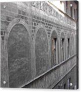 Florentine Stone Graffiti 2 Acrylic Print