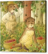 Florentius The Gardener12 Acrylic Print