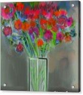 Flores 1 Acrylic Print