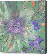 Flores De Amor Acrylic Print