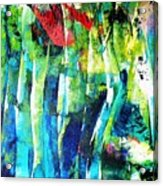 Floresta Amazonica Acrylic Print