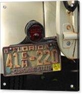 Florida Dodge Acrylic Print