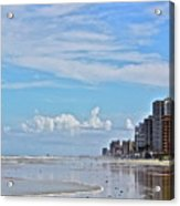 Florida Fun Acrylic Print