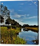 Florida Lands 7 Acrylic Print