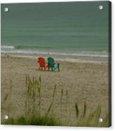 Florida Morning Acrylic Print