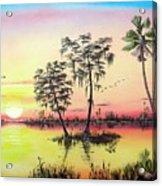 Florida Splendor Acrylic Print