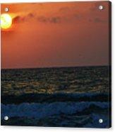 Florida Sunset 1 Acrylic Print