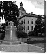 Florida's Old Capitol Building Acrylic Print