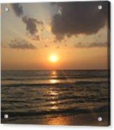 Florida's West Coast - Clearwater Beach Acrylic Print