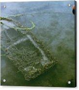Flota Hundida Acrylic Print