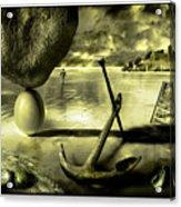 Flotsam And Jetsam Acrylic Print