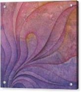 Flow 10 Acrylic Print