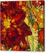 Flower 4 Acrylic Print