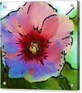 Flower 8-15-09 Acrylic Print