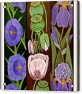 Flower Composition 5 Acrylic Print