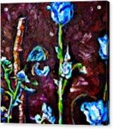 Flower Culture 197 Acrylic Print