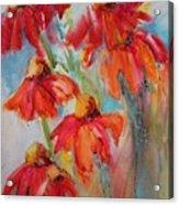 Flower Dance IIi Acrylic Print