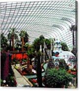 Flower Dome 3 Acrylic Print