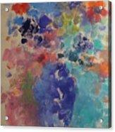 Flower Dreams Acrylic Print