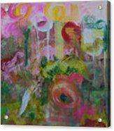Flower Garden 2 Acrylic Print