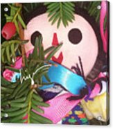 Flower Or Fruit Acrylic Print