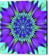 Flower Translucent 19 Acrylic Print