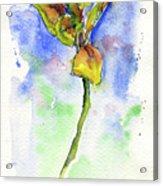 Flower Two Acrylic Print