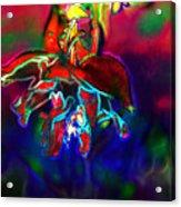 Flowering Beauty Acrylic Print