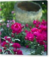 Flowering Landscape Acrylic Print