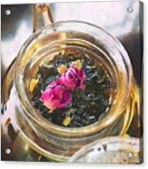 Flowering Tea  Acrylic Print
