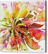 Flowers 005 Acrylic Print