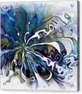 Flowers 006 Acrylic Print