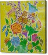Flowers 1 Acrylic Print