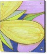 Flowers-5 Acrylic Print