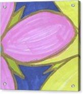 Flowers-9 Acrylic Print