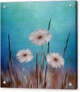 Flowers For Eternity 2 Acrylic Print