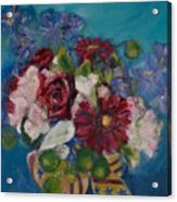Flowers Of Remembrance Acrylic Print