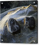 Flowing Rock 2 Acrylic Print