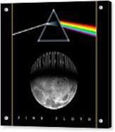 Floyd The Darkside Acrylic Print