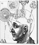 Fludds Mental Faculties, 1617 Acrylic Print