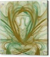 Fluid Art Acrylic Print