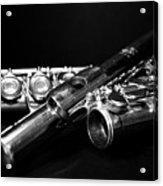 Flute Series I Acrylic Print