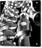 Flute Series II Acrylic Print
