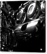 Flute Series Iv Acrylic Print